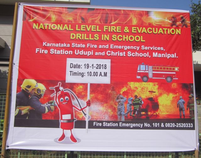 National Level Fire & Evacuation Drills